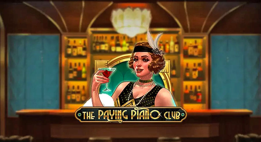 The Paying Piano Club - Slot Game