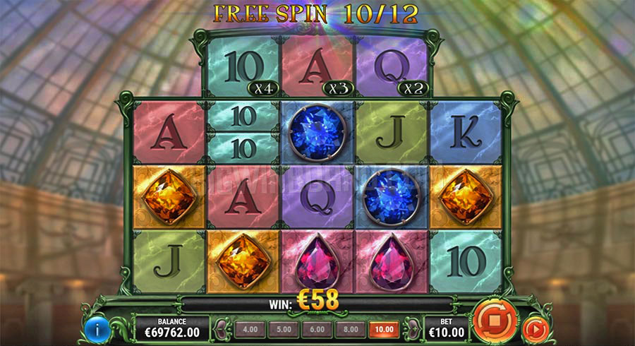 Prism of Gems - Slot Review - Free Spins