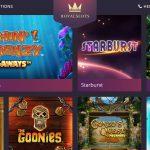 Royalslots - Games